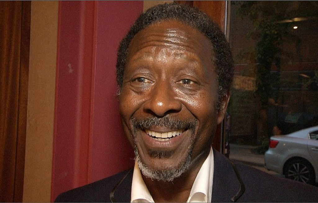 Clarke Peters Interview with RCN TV