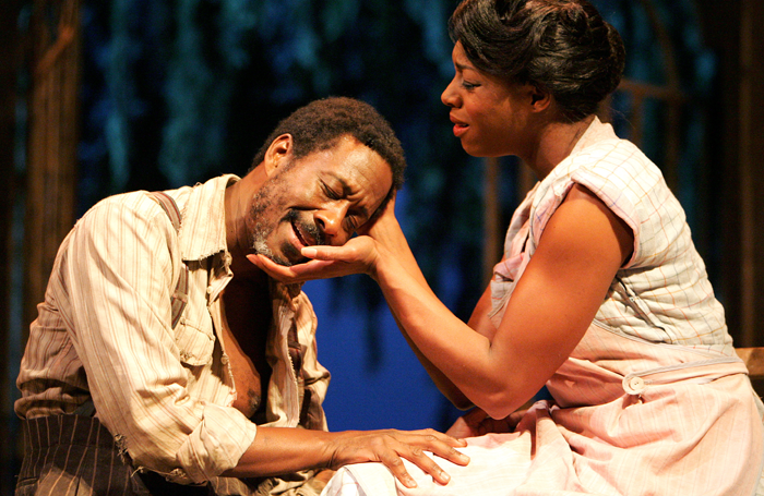 Clarke Peters in Porgy and Bess, 2006