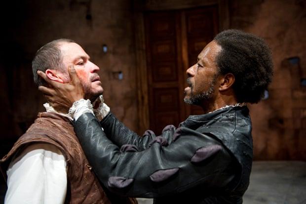 Clarke Peters - Othello 2011
