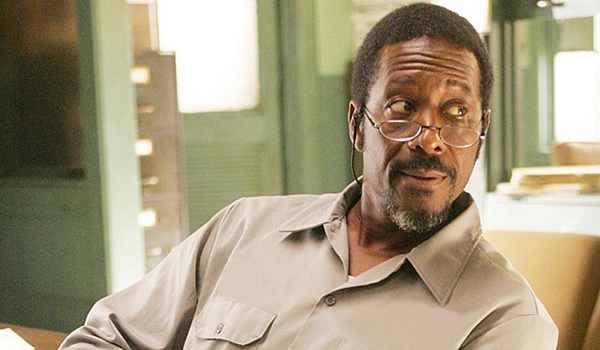 "Clarke Peters ""Lester Freamon"" in The Wire, HBO 2002-2008"